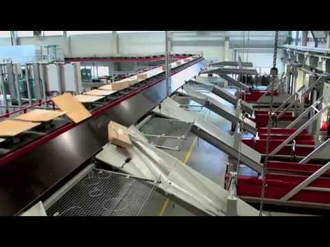 Complete Material Handling System at Witt Gruppe