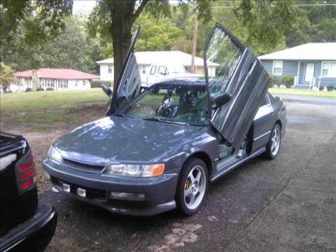 1996 Honda Accord Lx Badnewz Travelz Fa$t