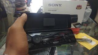 Bolero Best SONY DSX-A410BT Bluetooth Stereo system