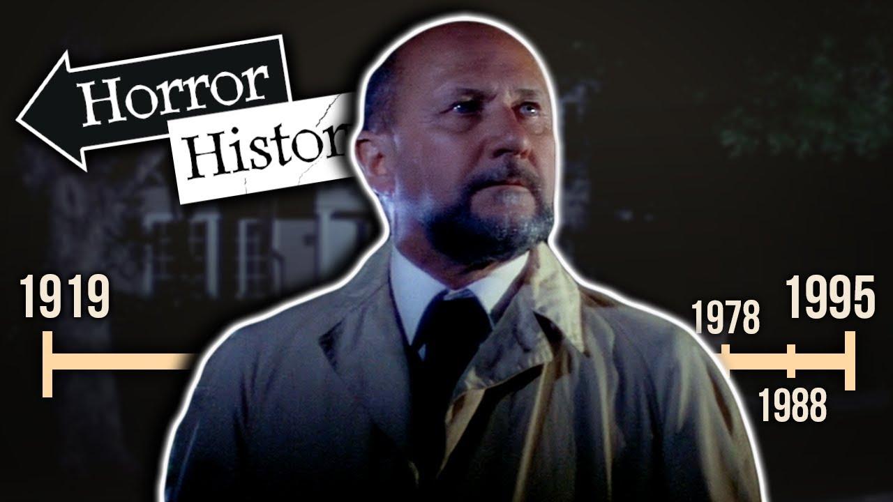 Download Halloween: The Original History of Dr. Samuel Loomis   Horror History