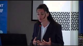 Présentation Med Test II et modalités de pilotage au Maroc - Roberta de Palma