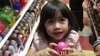 Disney Princess Egg Surprise & Nik L Nip Mini Drinks