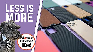 The Best ULTRA-THIN and MINIMALIST Cases for the iPhone 11!