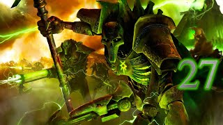 Warhammer 40,000: Dawn of War Dark Crusade Nekroni #27 (Gameplay PL, Zagrajmy)