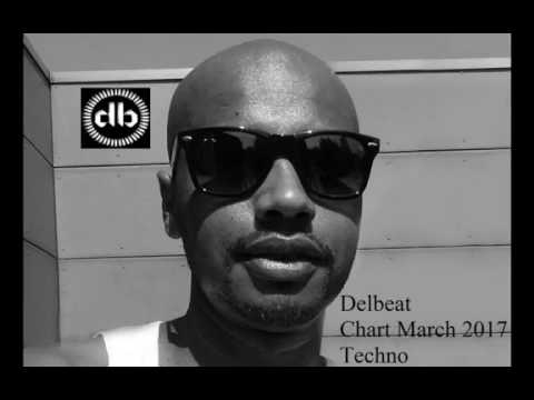 Top Techno March 2017 Beatport 13 Tracks Mixed by Delbeat Portugal Producer DJ