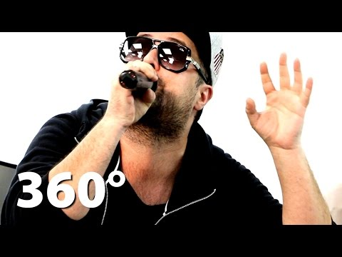 Last Night feat. Fly Project - Next To You (VIDEO 360° - Live la Radio ZU)