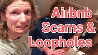 Airbnb Scams & Fake Listings Turned Our Vacation Into a Nightmare! (2017)