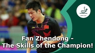 Fan Zhendong - The skills of the Champion