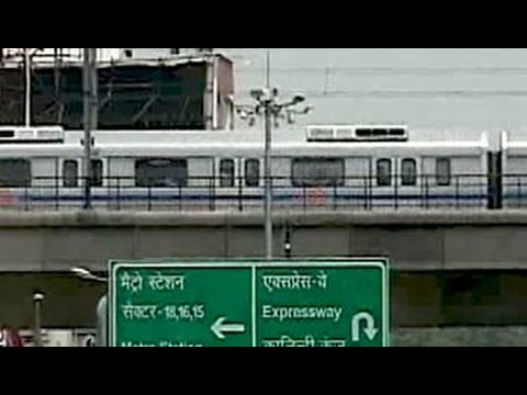 Noida-Greater Noida Metro Expansion Makes Headway