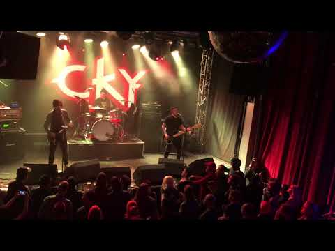 CKY - The Human Drive In Hi-Fi (Sticky Fingers, Gothenburg 2017-12-07) mp3