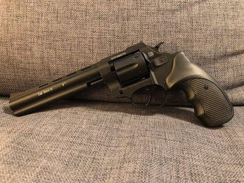 "Zoraki R1 6"" Revolver Unboxing // Das Monster"