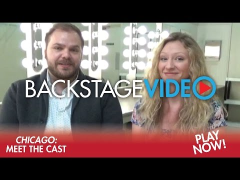 Chicago the Musical (Video 1: Meet the Cast)