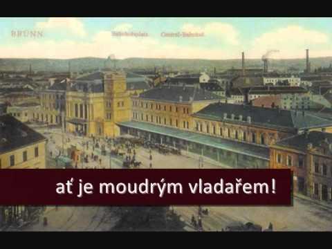 KARAOKE - Hymna Rakouska-Uherska