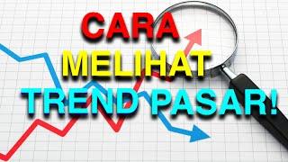 Belajar Bisnis Online Gratis - Cara Melihat Trend Pasar