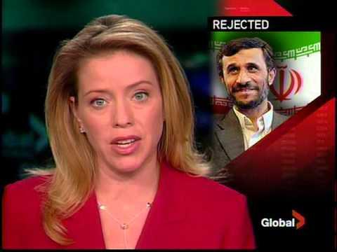Global National News (Randene Neill) (2006-12-24)