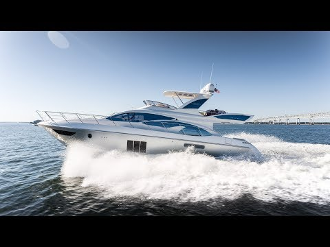 2016 Azimut 60 Fly Bridge