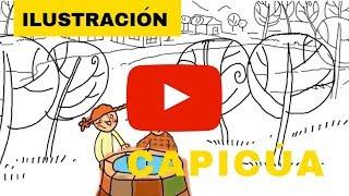 Ilustración   Clases de artes para niños   Capicúa
