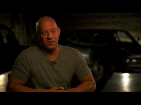 The Fate of the Furious: Vin Diesel Exclusive Interview