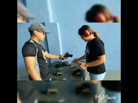 Firing at Camp Crame, QC, Metro Manila -6 Apr 2018
