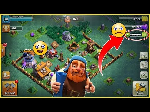 HOW TO HACK CLASH OF CLANS SUPERCELL HACKED!! Works 101%!!NO ROOT Required!