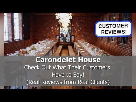 Carondelet House - REVIEWS - Los Angeles, CA - Wedding Venue Reviews