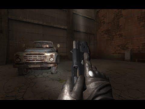 S.T.A.L.K.E.R.: GUNSLINGER MOD - Пистолеты, гранаты, аптечки