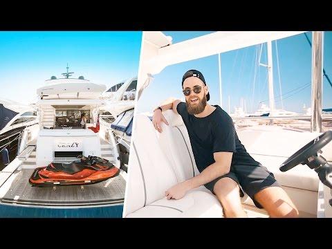 300+Bhp Jet Ski, Yacht Tour + Marbella Car Spotting!