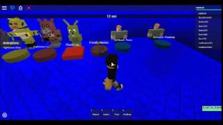 Roblox-[FN@F 4] Five Nights at freedys 4