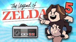 Beefed-Up Zelda: Tiny Little Controller - PART 5 - Game Grumps