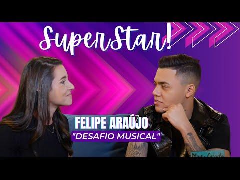 """""""DESAFIO MUSICAL!!!"""" - MANU CAIADO E FELIPE ARAÚJO"""