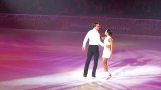 Ksenia Stolbova Fedor Klimov- Шоу Олимпийских Чемпионов.Тебе Москва,моя победа!