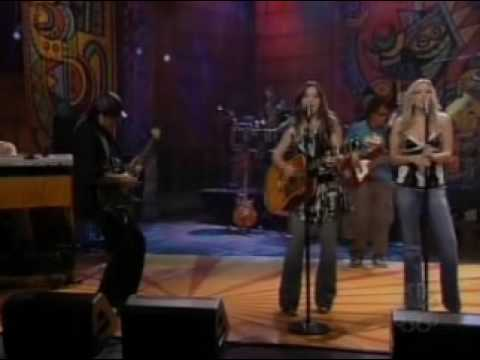 Santana ft michelle branch -  i'm feeling you   (live)