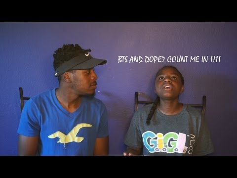 Cover Lagu BTS (DOPE) FIRST TIME REACTION !!! STAFABAND