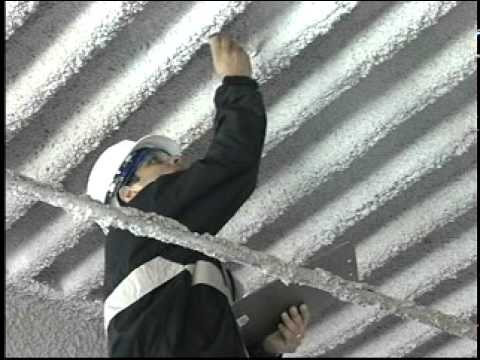 Isolatek Spray Applied Fire Resistive Material Sfrm