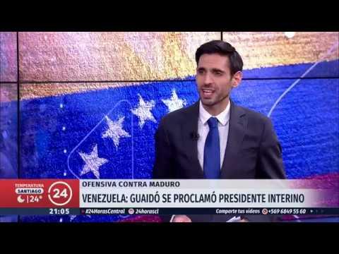 Análisis internacional: Líder opositor Juan Guaidó recibió apoyo de la comunidad internacional