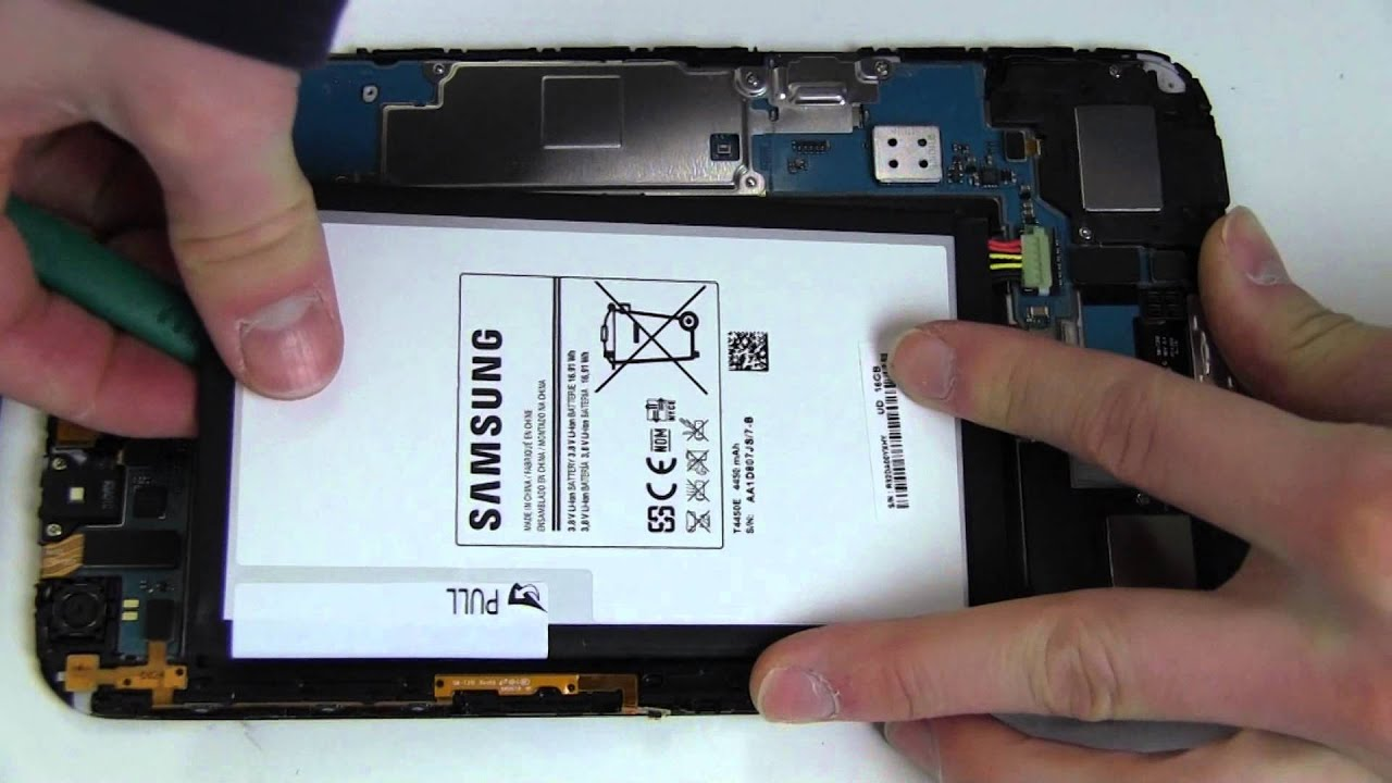 maxresdefault how to replace your samsung galaxy tab 3 8 0 sm t311 battery youtube samsung galaxy tab 2 charger wiring diagram at readyjetset.co