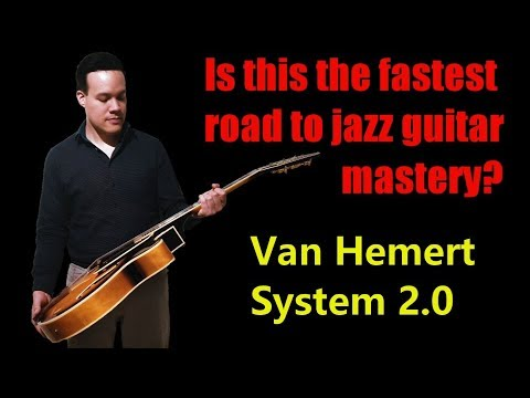 Could this be the most revolutionary thing in jazz guitar education? Let's find out!