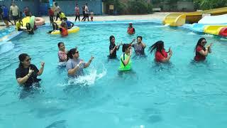 Aaj Blue Hai Pani Pani - AQUA ZUMBA | Zumba Dance Workout | Zumba on sunny sunny-yo yo honey Singh |