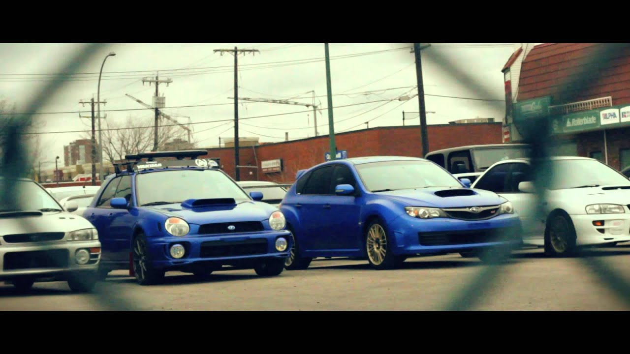 ALBERTA 780 TUNERS CAR MEET - YouTube