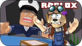 ROBLOX - 😟 I have angered the captain and he comes by my!