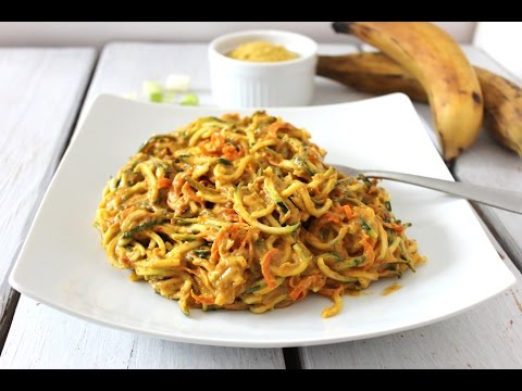 Easy Dinner Recipe Vegetable Pasta With Dairy Free Creamy Sauce
