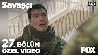 Çiğdem'in vurulmasıyla Kürşat Teğmen'in dünyası ters düz oldu... Savaşçı 27. Bölüm