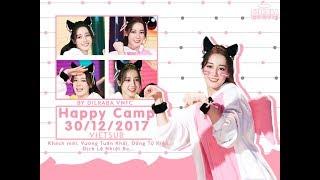 [Vietsub] Happy Camp 30.12.2017| PR Movie mới - Địch Lệ Nhiệt Ba, Vương Tuấn Khải, Đổng Tử Kiện