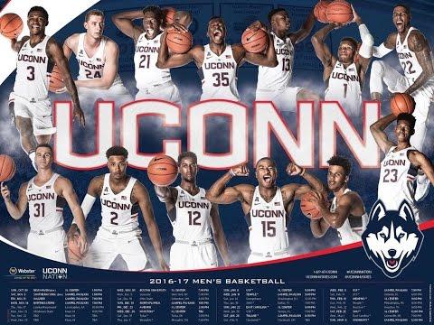 2016-17 UConn Men