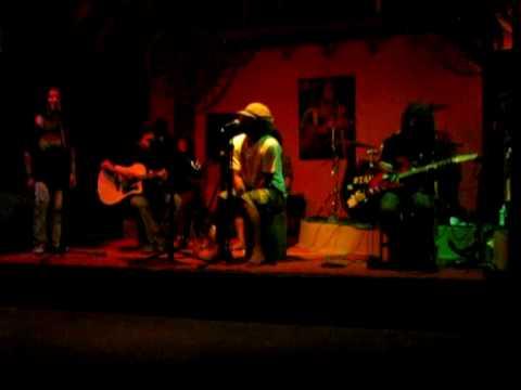 Soul Rebel - S2B band and Richard Gilis, at Sama Sama