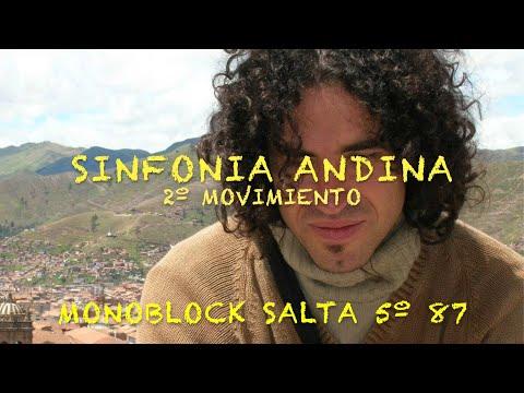 Sinfonia Andina - 2 Mov - Monoblock Salta 5º  87