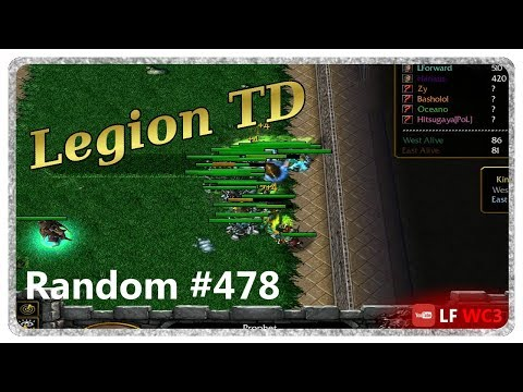 Legion TD Random #478 | The Dream Combo Is Real