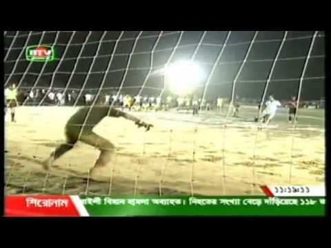 Football World Cup for Bangladeshi Farmer  Brazil Vs Argentina