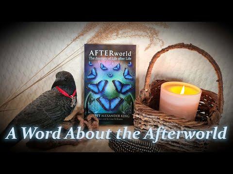 A Word About the Afterworld - Scott Alexander King