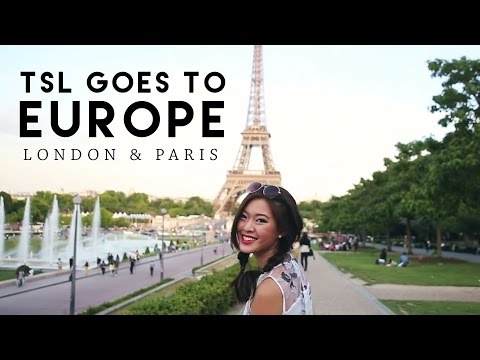 What To Do In London & Paris For The First Time - #TSLGoesEu